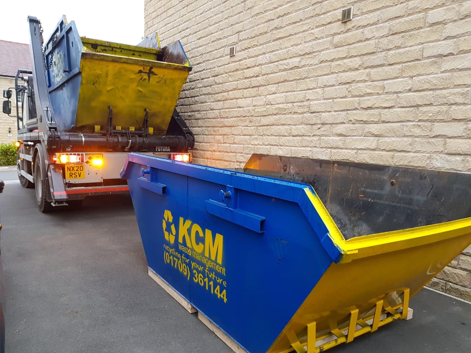 Skip Hire: 5 Reasons to Choose KCM Waste Management