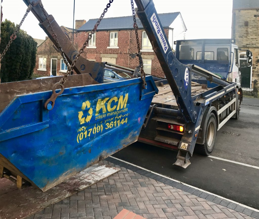 household waste skip hire