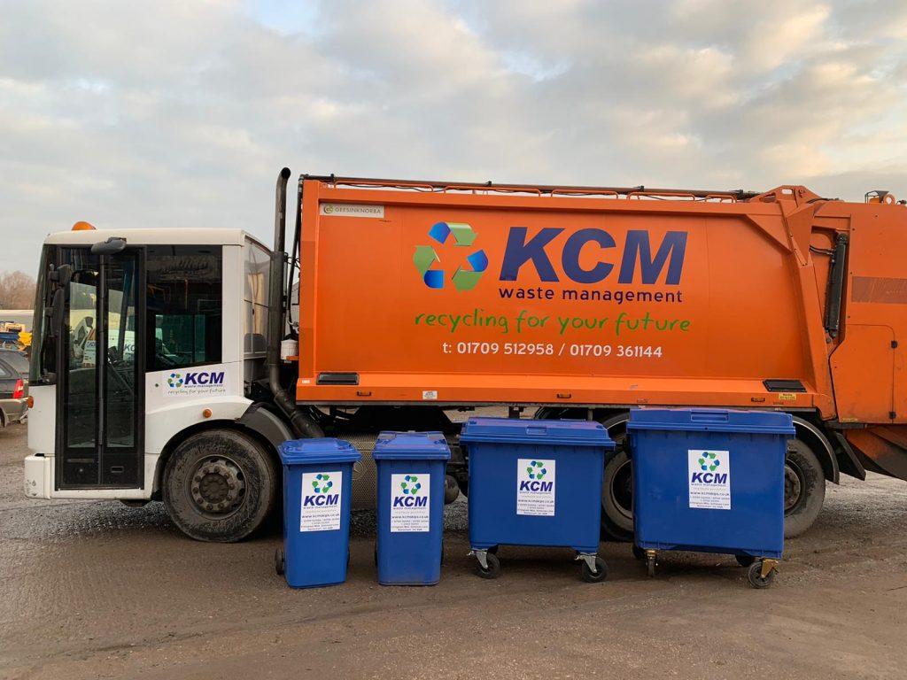 trade waste wheelie bins