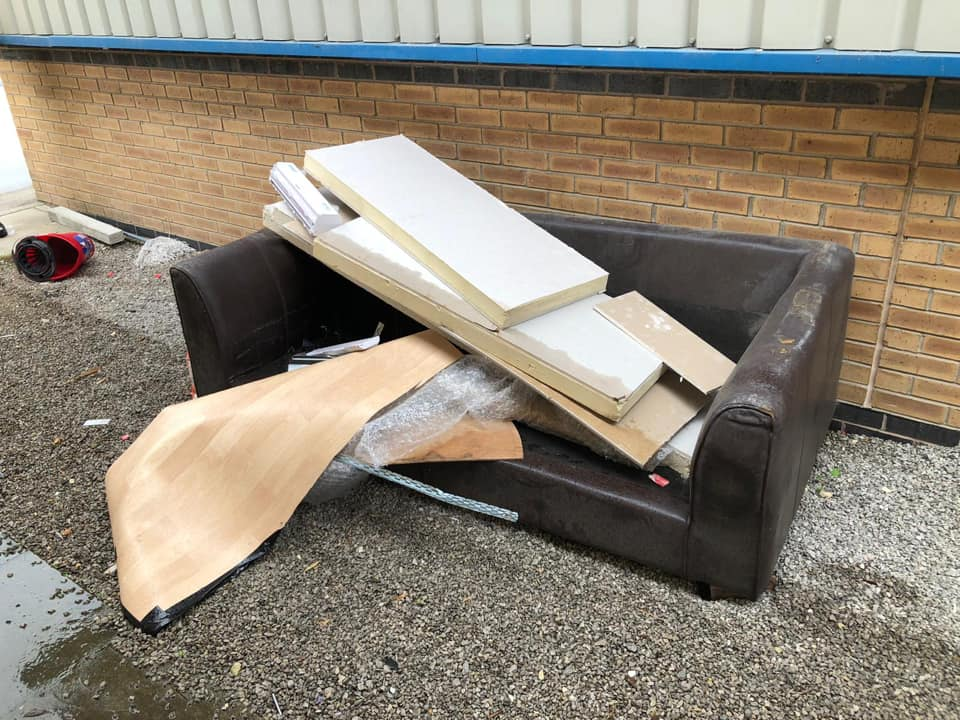 Why You Should Say No to Fly-Tipping