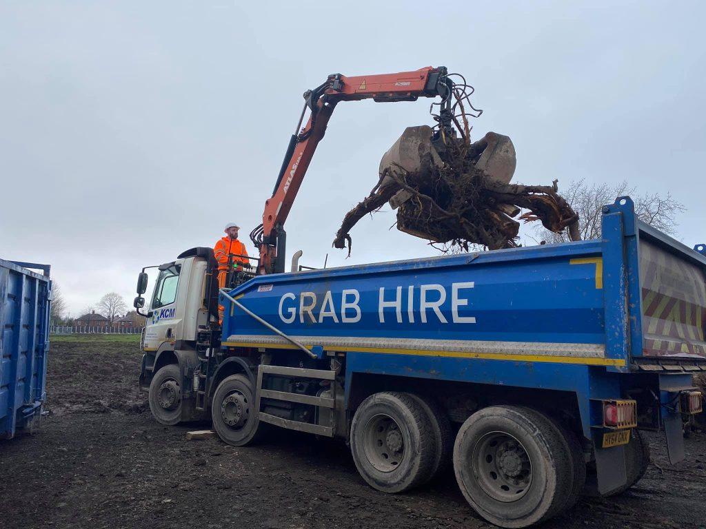 grab hire vehicle